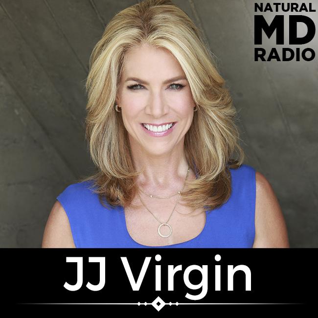 JJ Virgin on Natural MD Radio with Aviva Romm
