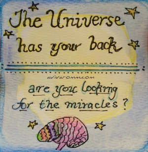 The Universe Has Your Back: Transform Fear to Faith - Aviva