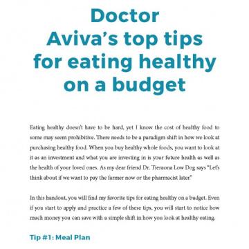 aviva_doctor_aviva_top_tips_for_eating_healthy_on_a_budget